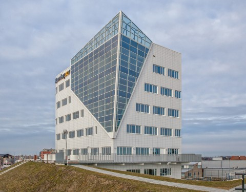 BAM techniek – serie gebouwen