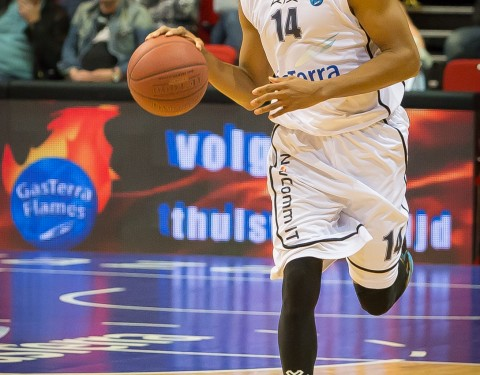 Basketbal – GasTerra Flames