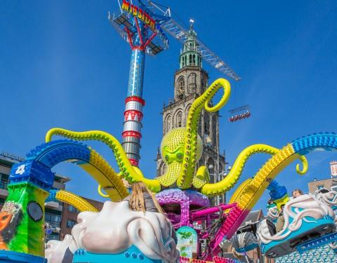 Groningen – Meikermis