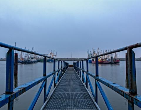 Vissershaven Lauwersoog