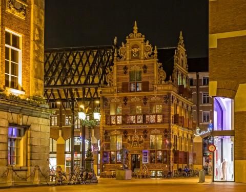 Nachtfoto's in Groningen