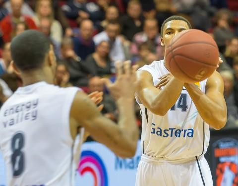 Basketbal – GasTerra Flames