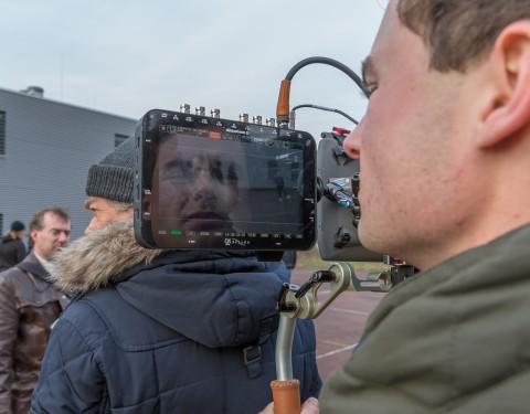 """Setfotografie korte film """"Uitzicht""""."""